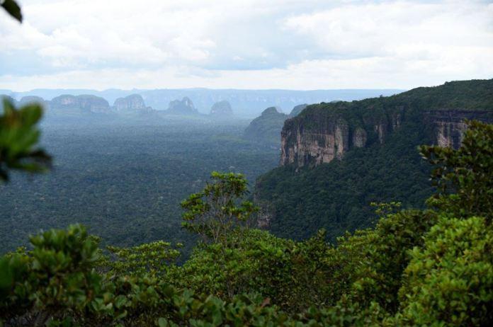 Chiribiquete UNESCO Colombia