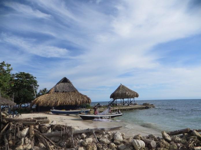 Isla Múcura, travel Colombia
