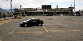 campin car park