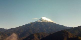Nevado del Huila Earthquakes Colombia