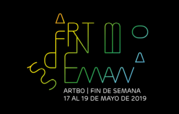 ARTBO Weekend 2019 will run from 17 to 19 May