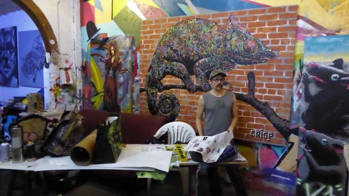 Graffiti Bogotá