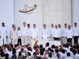 FARC Peace Agreement Santrich