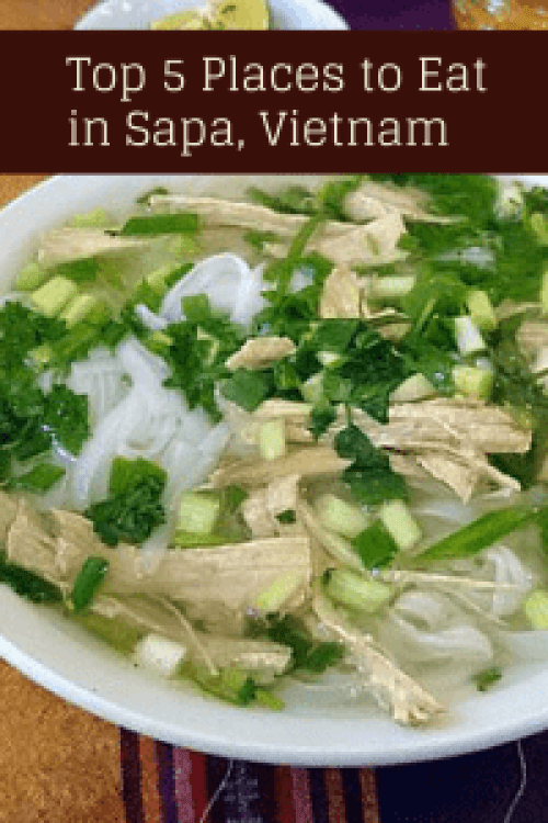 Top 5 Places to Eat in Sapa
