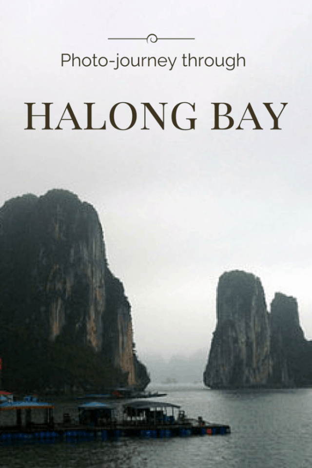 Photojourney to Halong bay