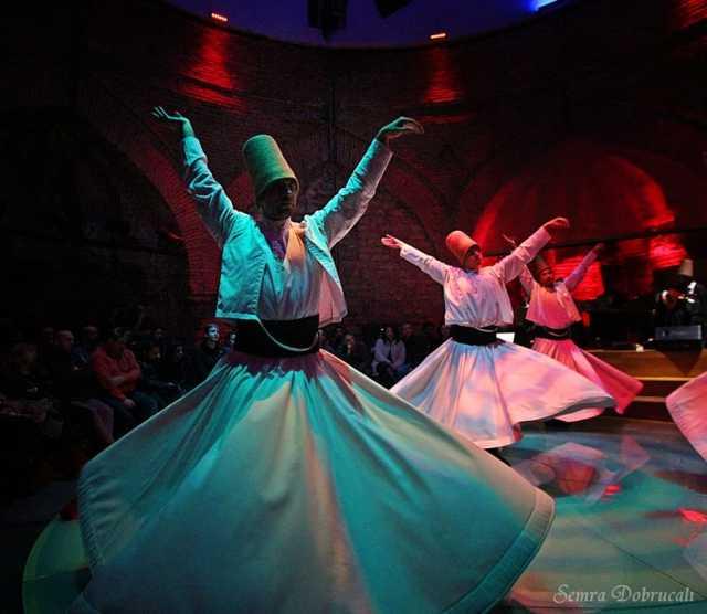 Hodjapasha 1 Whirling Dervishes in Istanbul