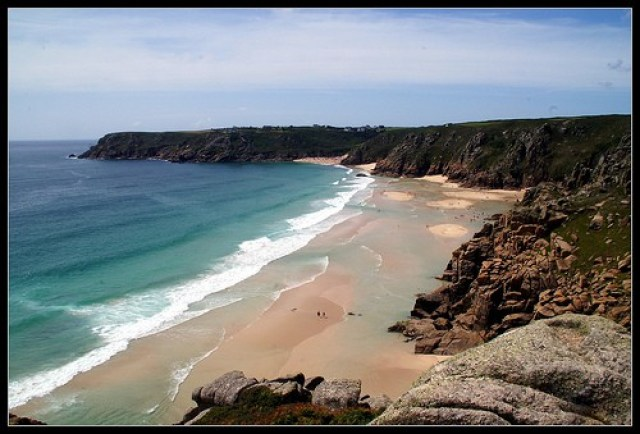 Cornwall beach- Outdoor Adventures in England