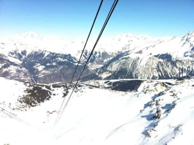 Courchevel- Best Ski Resorts in The World
