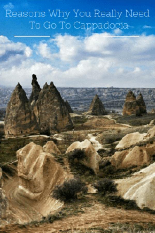 Why You Really Need to go to Cappadocia