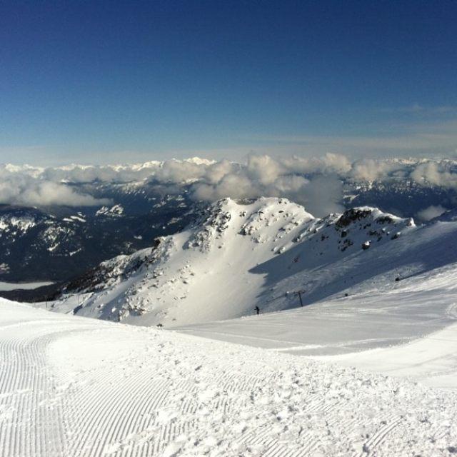 Whistler Best Ski Resorts in The World