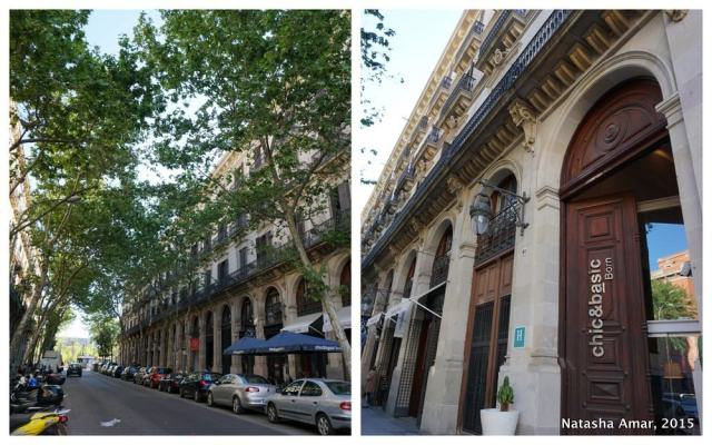 Hotel Review: chic&basic Born, Barcelona