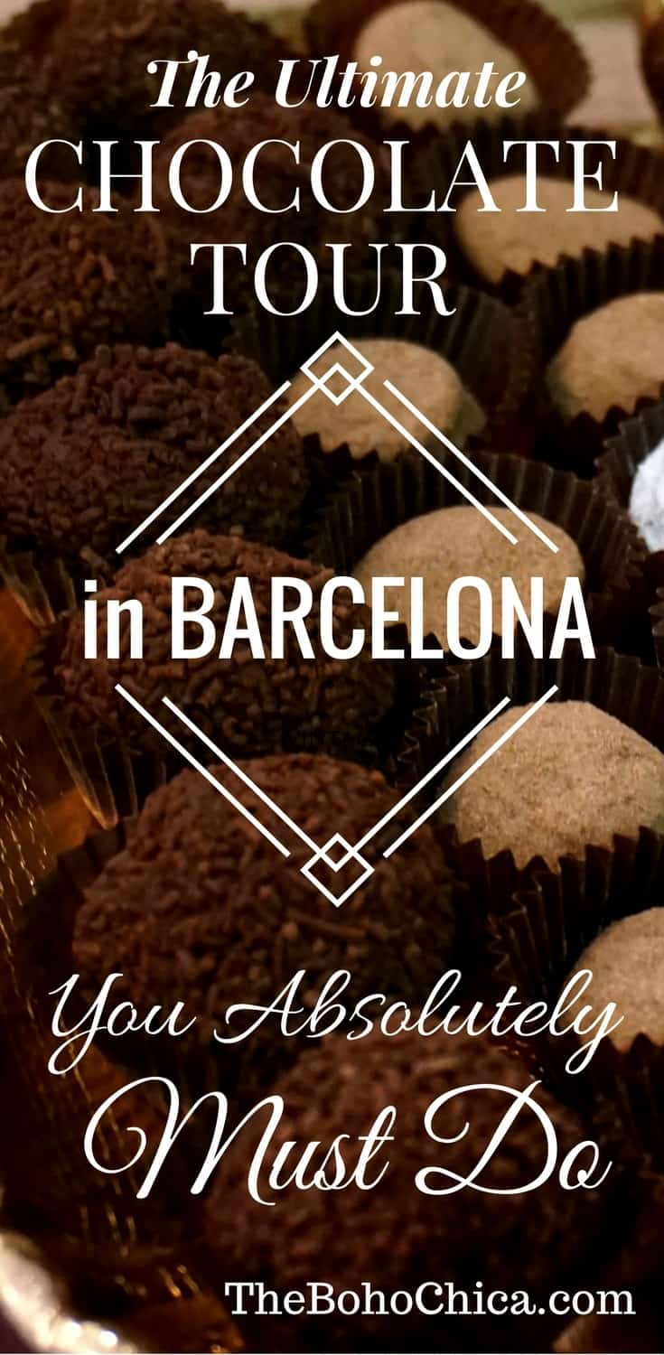 Visiting Barcelona? Experience the ultimate walking food tour in Barcelona with this Chocolate Tour of Barcelona's best, finest, and oldest chocolate. You'll discover the chocolate heritage, go to a local cafe, and many tiny boutique chocolatiers. Tastings included!