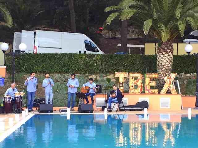 TBEX Opening Party- TBEX Europe 2015