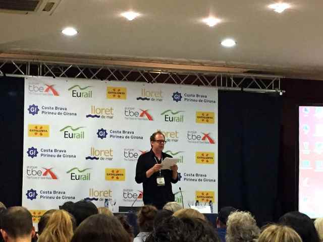 David Farley- TBEX Europe 2015