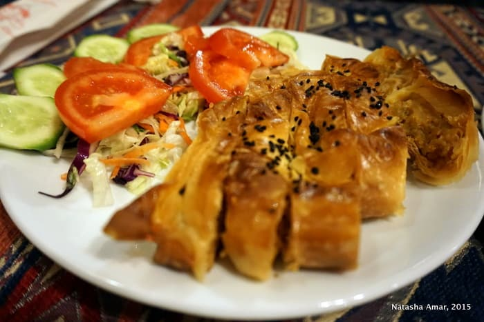 Favorite food experiences in turkey