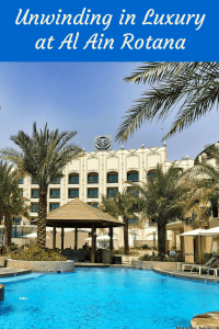 Unwinding in Luxury at Al AIn Rotana