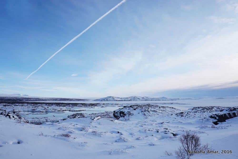 Secrets about Visiting Iceland in Winter: Why You Should Go To Iceland in Winter (Hint: It's way more affordable and absurdly beautiful and the Northern Lights, people, the Northern Lights!)