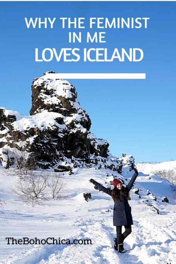 Why The Feminist in Me Loves Iceland: What the world can learn about gender equality from feminism in Iceland