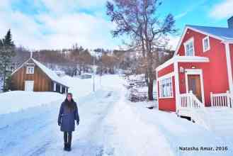 What to wear in Iceland in Winter