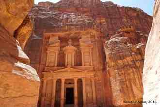 A Road trip across Jordan