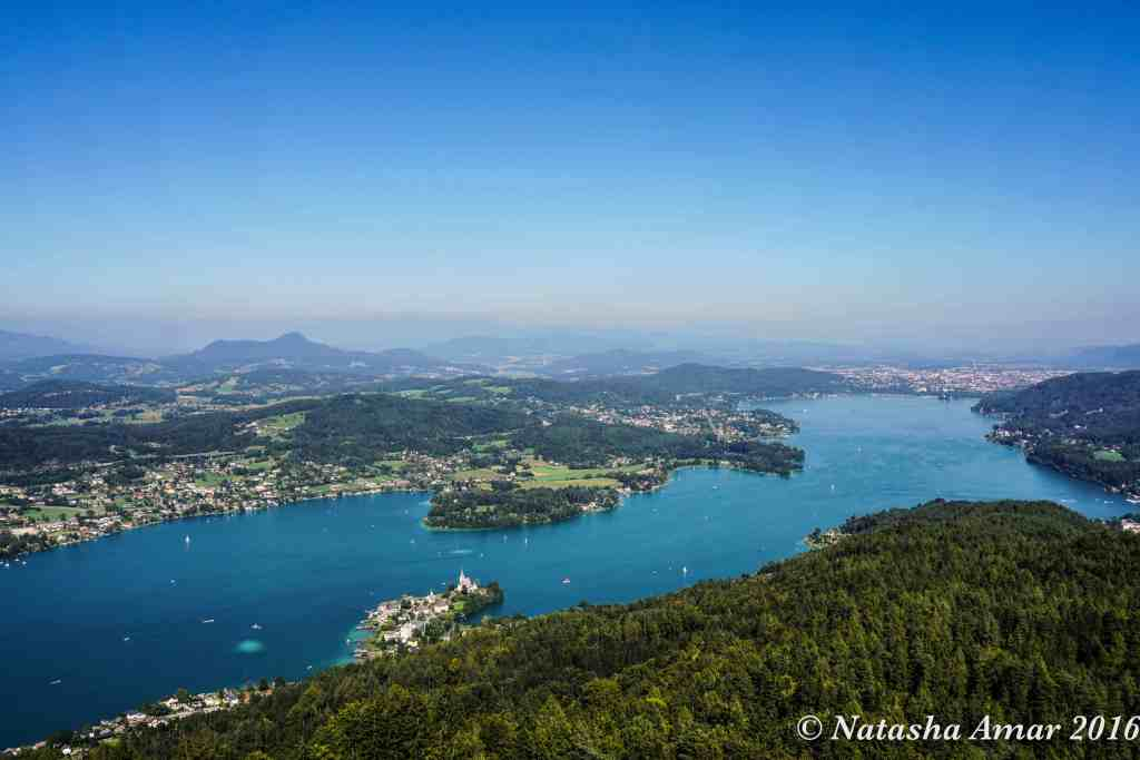 Pyramidenkogel-Transromanica Cultural Route of the Council of Europe