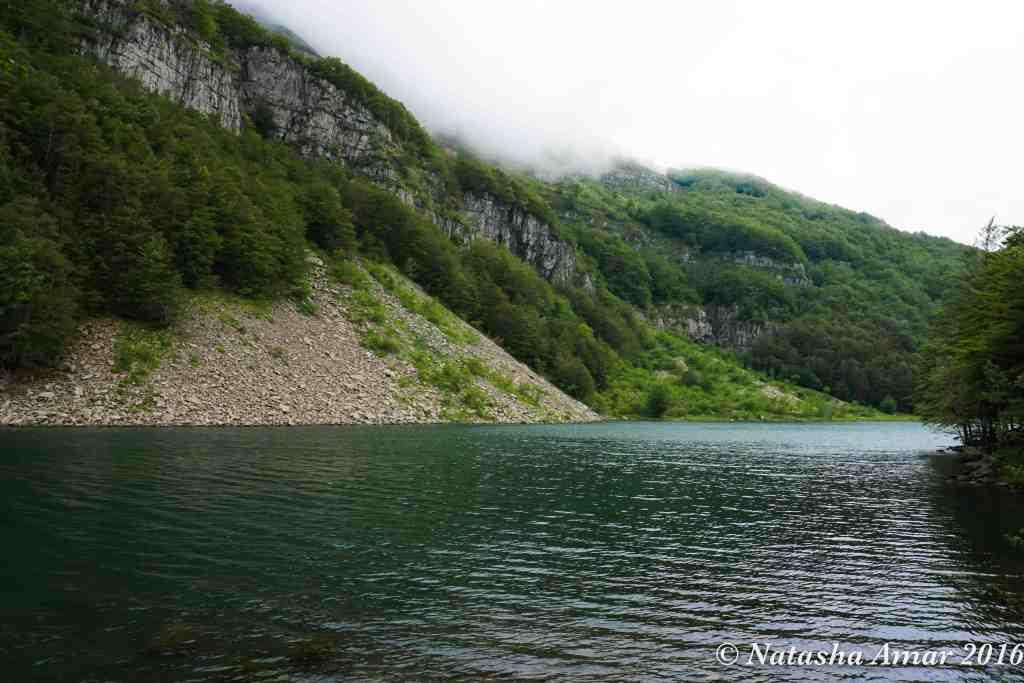 Lago Santo Alta Via