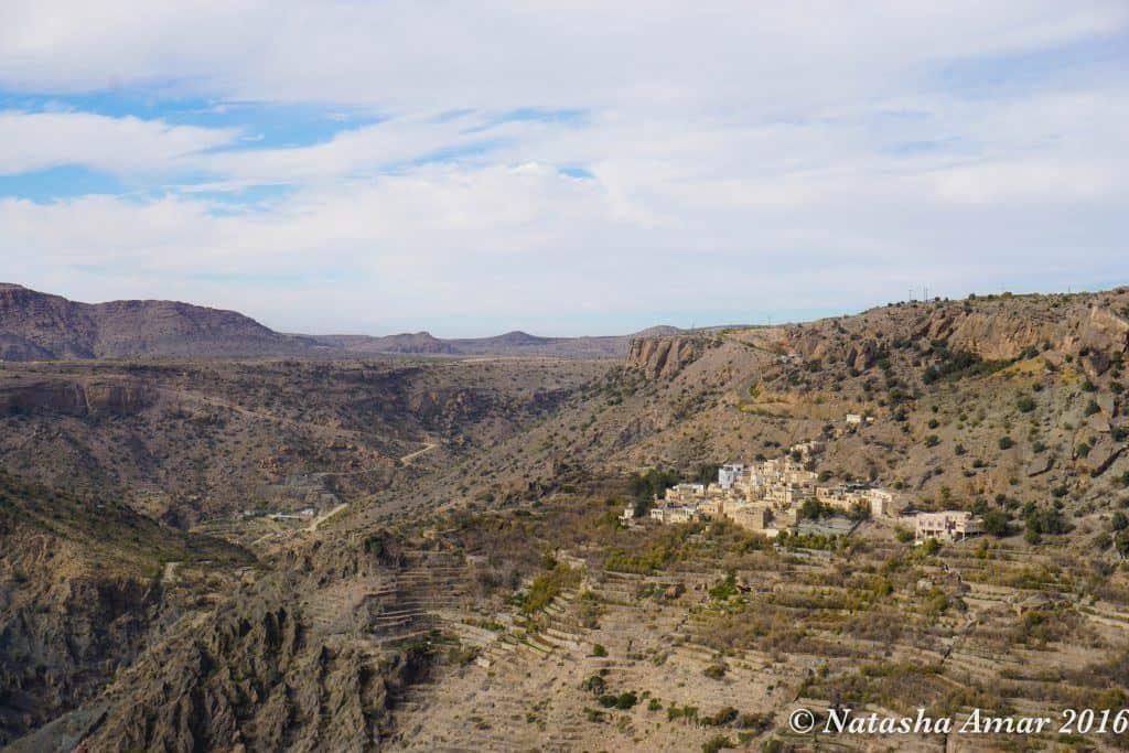 A hiking retreat in the mountains of Oman: Alila Jabal Akhdar