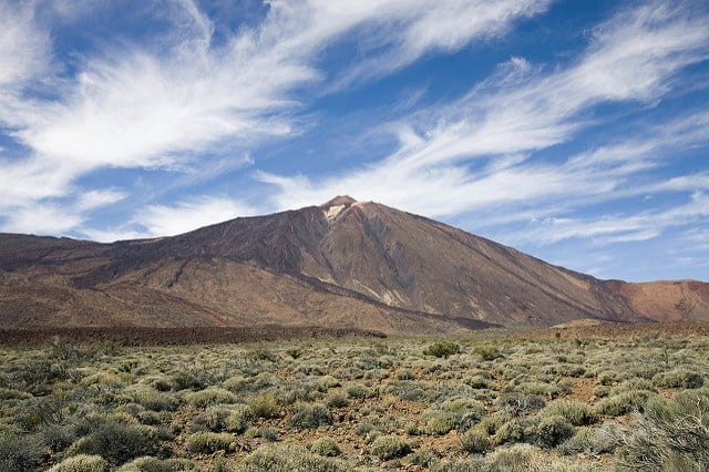 5 Incredible Reasons to go to Tenerife: Mt. Tied