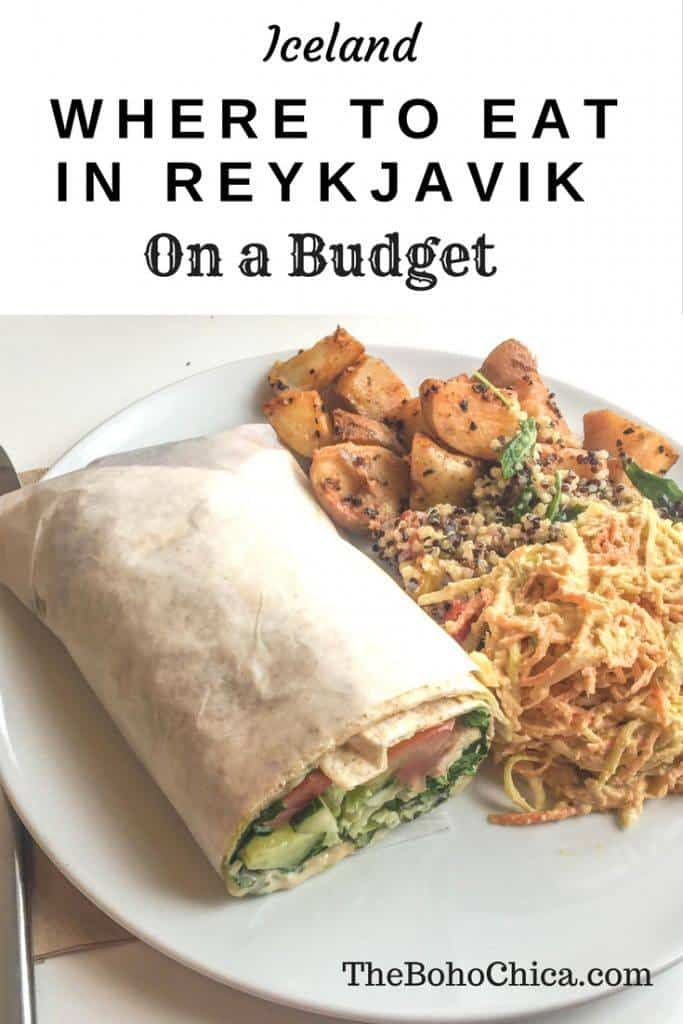 Places to Eat in Reykjavik on a Budget: Your guide to good and cheap restaurants in Reykjavik, Iceland. Here's where to eat in Reykjavik on a budget.