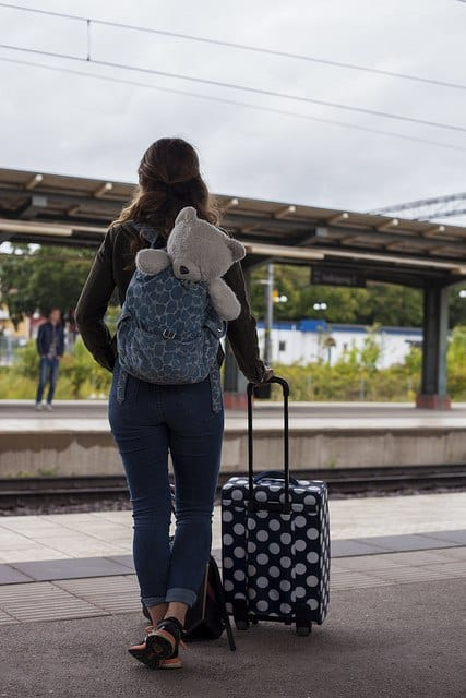 Women Traveling Alone For The First Time