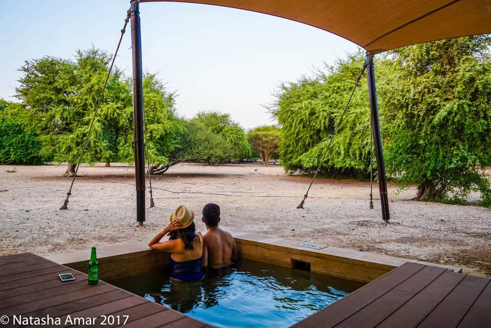 Anantara Al Sahel Villa Resort on Sir Bani Yas Island