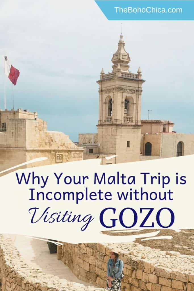 Visiting Gozo: From snorkeling in the Blue Lagoon and visiting prehistoric megalithic temples and UNESCO Sites (among other top places to visit in Gozo) to staying in a farmhouse and wine tasting, here are the best things to do in Gozo, Malta. #Gozo #Malta