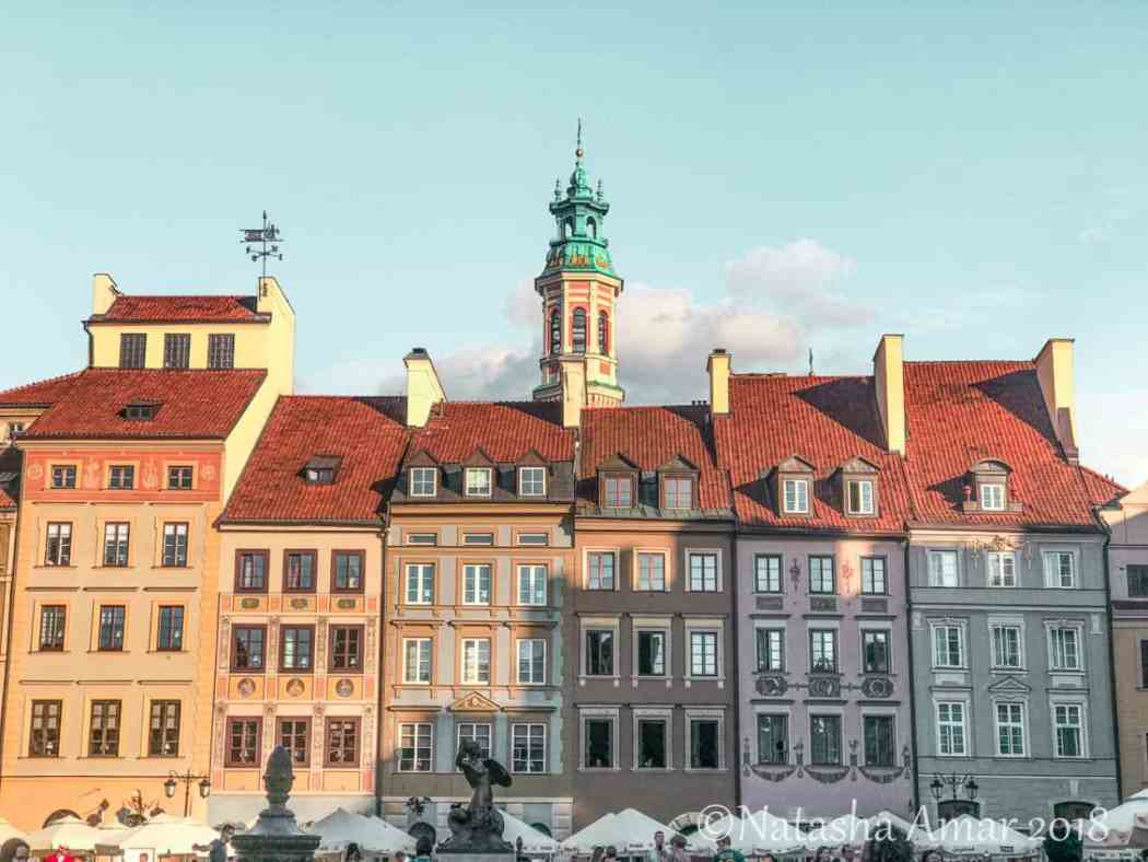 A Perfect Day in Warsaw: What To see & things to do in Warsaw to learn about Poland's turbulent history during World War II and see how the city has risen and rebuilt itself to become an exciting, modern city full of character.