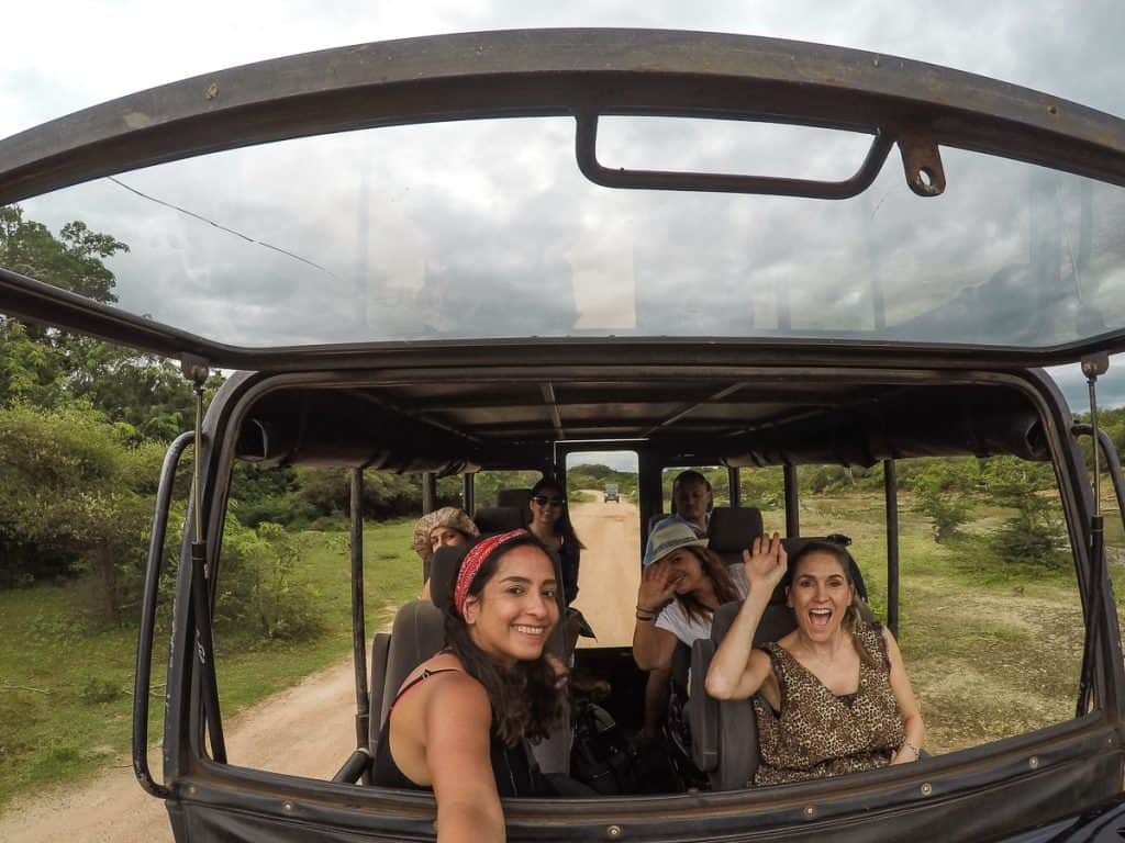 Sri Lanka Safari: Why You Should Visit Yala National Park Safari If a Safari in Sri Lanka is on your bucket list or you simply like the idea of seeing the country's incredible wildlife, here's what it's like to visit Yala National Park, one of the best safaris in Sri Lanka. #safari #srilanka #srilankatravel #srilankasafari #elephantsafari #elephants #leopardsafari #Asia