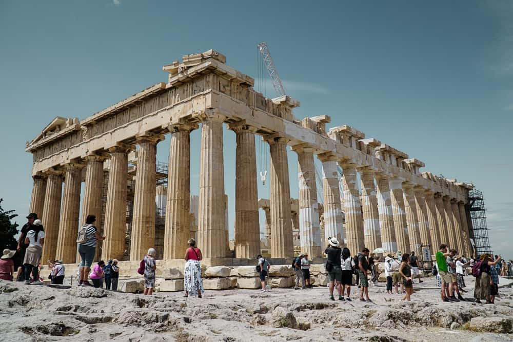 Acropolis, Athens: The Perfect Athens Itinerary for Things to do over 3 days in Athens