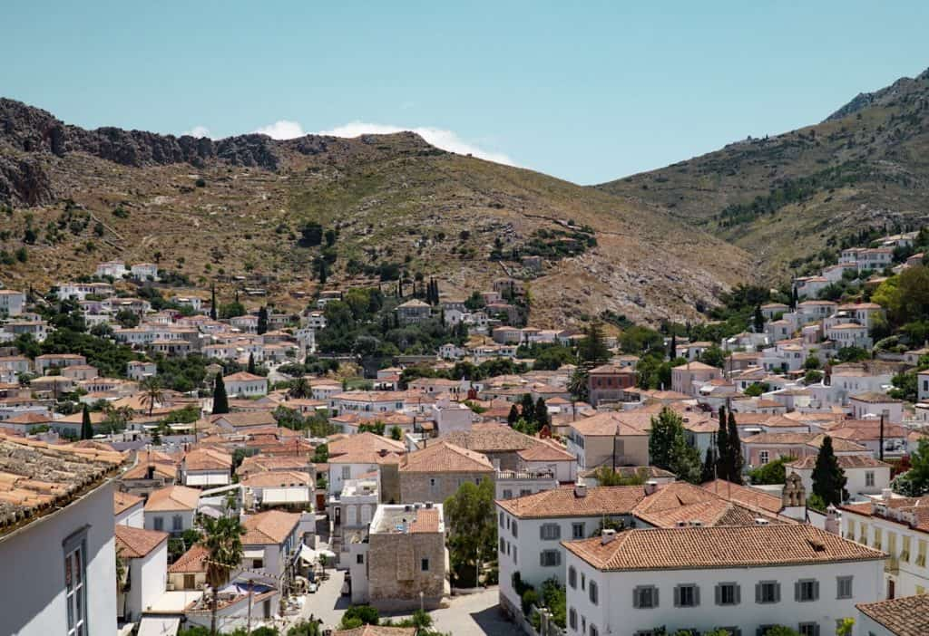 Hydra Island Greece: The Perfect Athens Itinerary for Things to do over 3 days in Athens