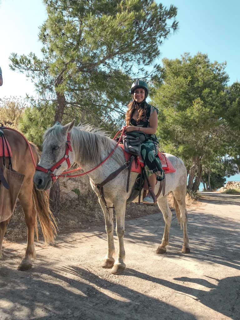 Horseriding in Hydra: The Perfect Athens Itinerary for Things to do over 3 days in Athens