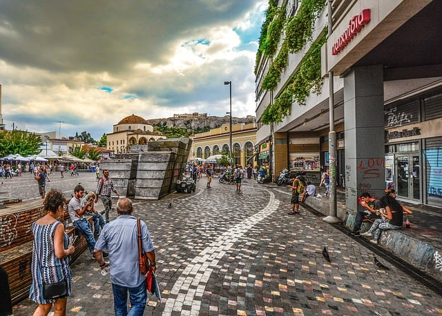 Monastiraki: The Perfect Athens Itinerary for Things to do over 3 days in Athens