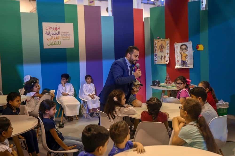 Sharjah World Book Capital 2019: Sharjah Children's Reading Festival