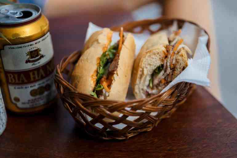 What to eat in Hanoi: From the famous noodle soup Pho to Bun Cha and Banh Mi, here's what to eat in Hanoi and where to find the best food in Hanoi. Plus tips on the best street food in Hanoi.