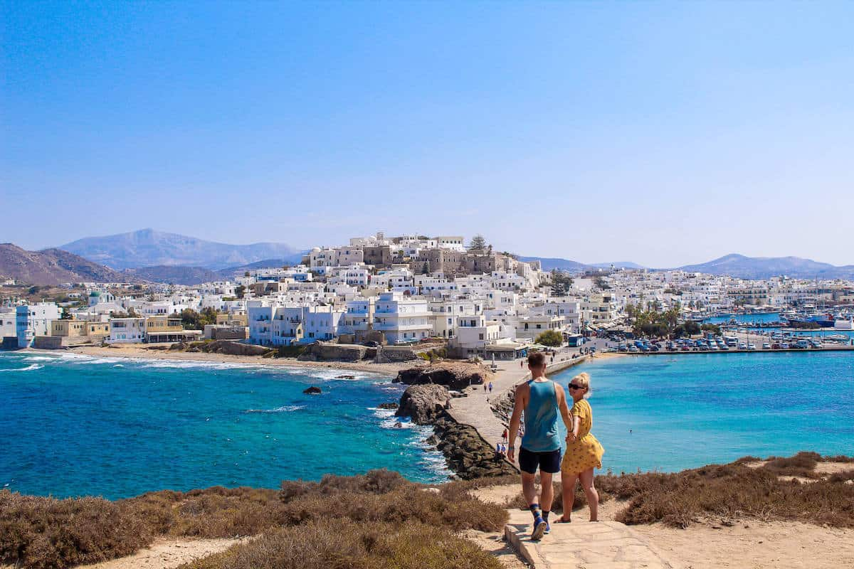 10+ Best Naxos Beaches: Where To Find Island Paradise On Naxos, Greece