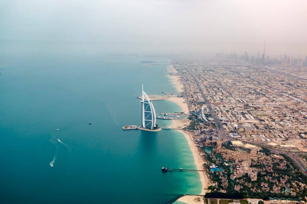 Where to Stay in Dubai: Whether it's hotel apartments, budget hotels or luxury hotels in Dubai near the beach, Burj Khalifa, Dubai Marina, or Palm Jumeirah, use this guide to Dubai accommodation to know where to stay in Dubai.