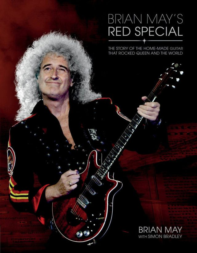Brian May's Red Special Book