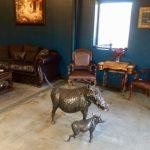 Animal Art at Potter's Tea Room