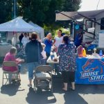 Boise State was well represented at the Festival