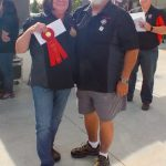 Maddogs BBQ won the Red Ribbon for Chicken category