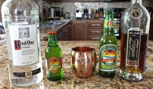 Ginger Beer and Mixers