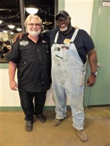 Myron Mixon and Big Moe Cason, BBQ