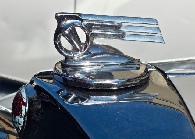 Triumph Reknown classic Radiator cap CU