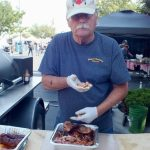 Try some delicious Rogue Nations pulled pork?